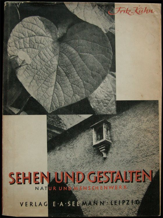 Fritz Kuhn/フリッツ・クーン【SEHEN UND GESTALTEN】